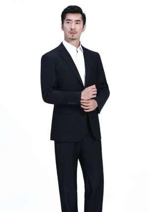 西装领型的分类与挑选