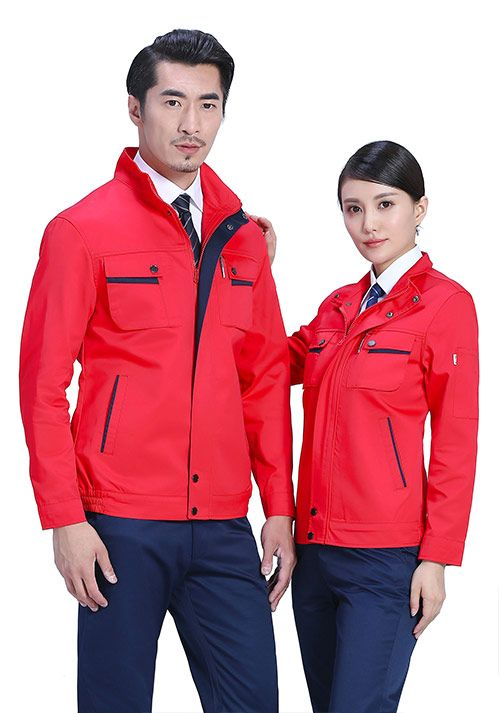 为什么石油工人的工作服是红色的?